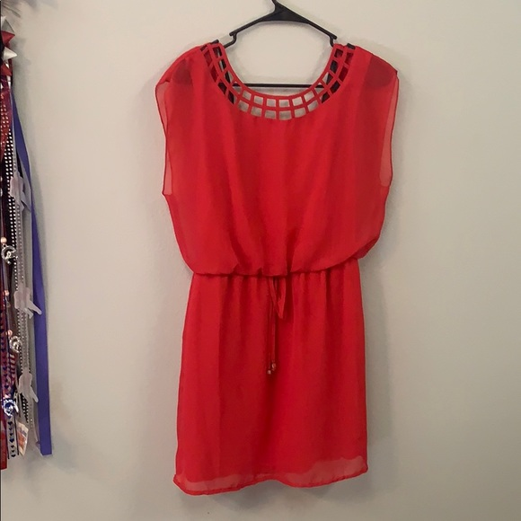 City Triangles Dresses & Skirts - Red Dress